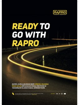 Ready To Go With Rapro